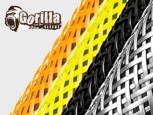 Techflex: Gorilla Sleeves