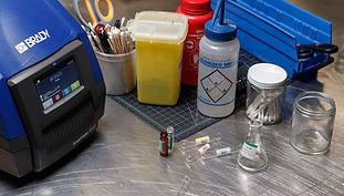 Pouzdano i automatizirano označavanje laboratorijskih uzoraka