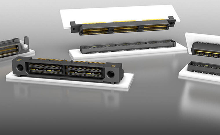 Samtec High-speed Mezzanine Connectors