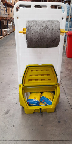 SitePoint mobile spill station
