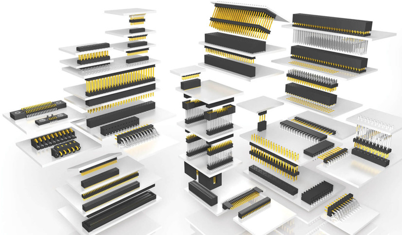 Samtec: flexible stacking systems