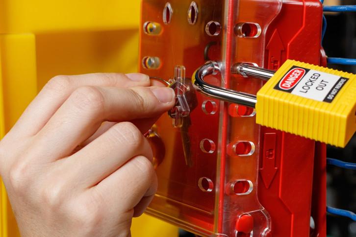 Ultra kompakten box za ključavnice
