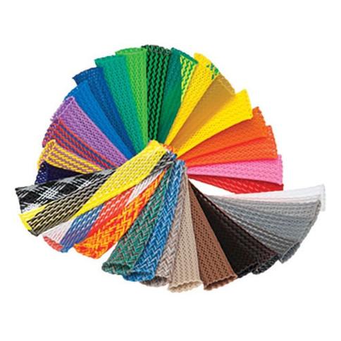Barve mrežastih pletenic
