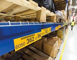Označevanje v skladiščih