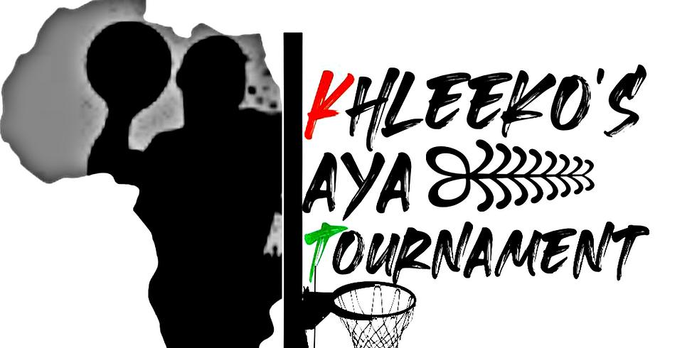 Khleeko Aya Basketball Game