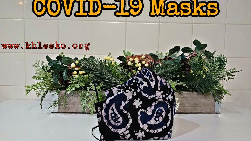 Covid-19 Mask Display