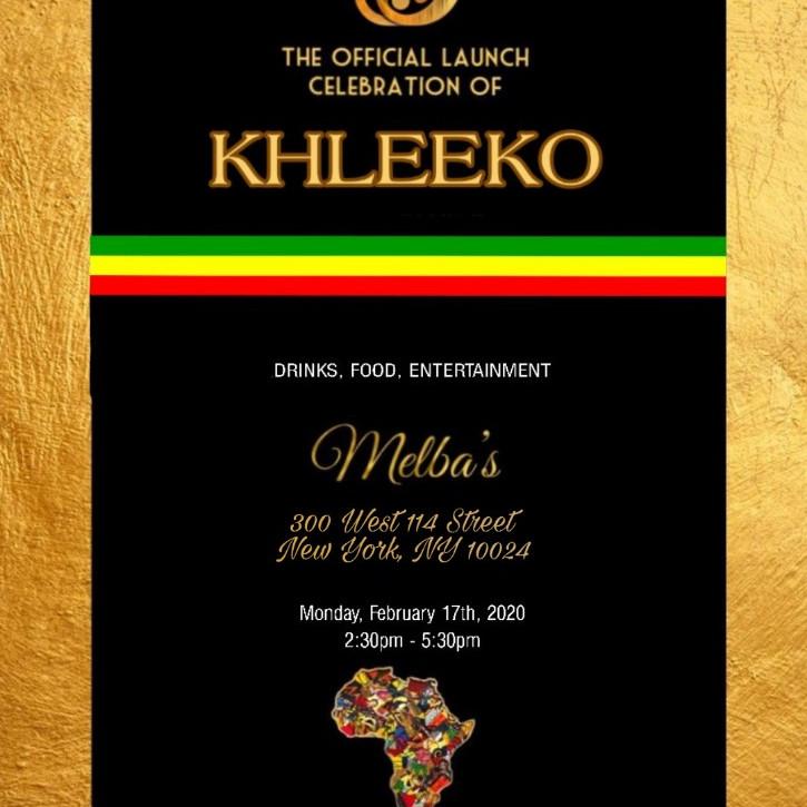 Official Launch Celebration of KHLEEKO