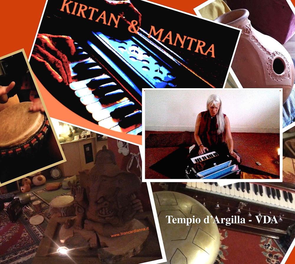 Ogni Giovedì sera prosegue l appuntamento con il Kirtan, dalle 20,30, siete tutti benvenuti a condividere la musica e i mantra cantati. Entrata libera in qualunque momento della serata.