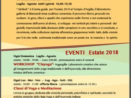 ESTATE 2018 al Tempio d'Argilla
