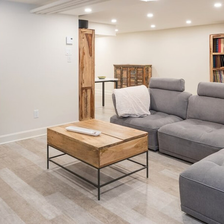 5 Mistakes to avoid when Renovating your Basement
