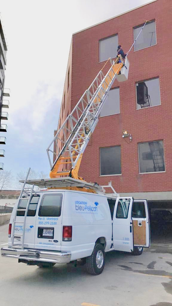 Commercial Window Cleaning Montreal