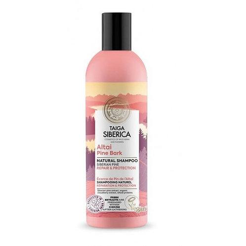 Natura Siberica - Shampoo Reparador - Línea Taiga