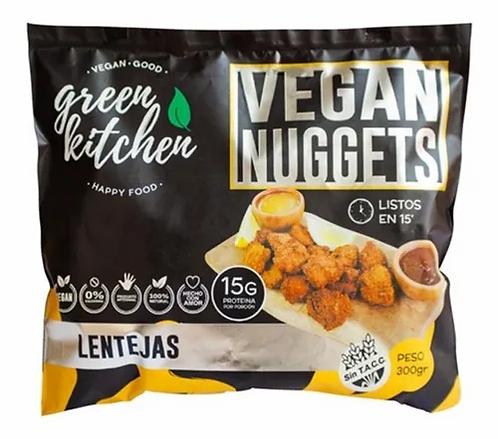 Green Kitchen - Nuggets a Base de Lentejas