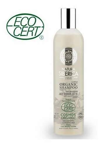 Natura Siberica - Shampoo para Cuero Cabelludo Sensible
