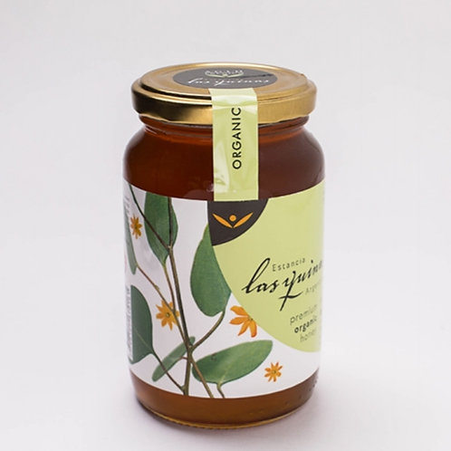 Las Quinas - Miel Orgánica - Libre de Gluten