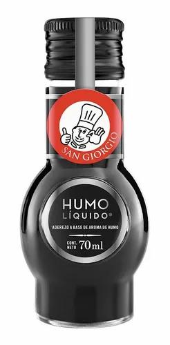 San Giorgio - Humo Liquido