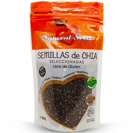 Natural Seed - Semillas de Chía