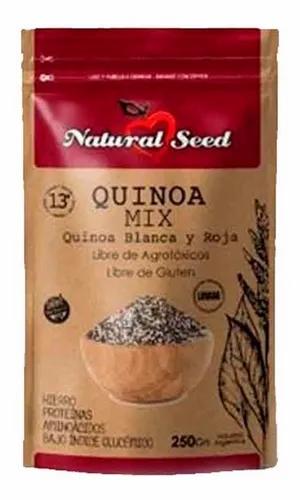 Natural Seed - Quinoa Mix