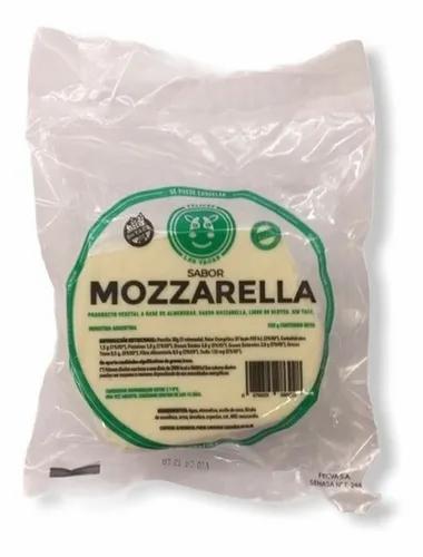 Felices las Vacas - Mozzarella a Base de Almendra