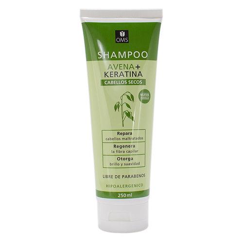 OMS - Shampoo de Avena y Keratina