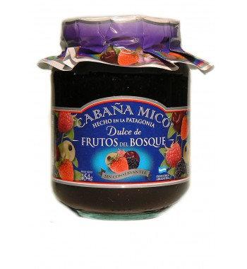 Cabaña Mico - Dulce de Frutos de Bosque