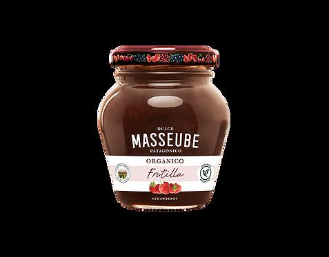 Masseube - Dulce de Frutilla - Orgánico