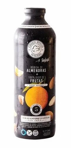 GreenFoodMarket - Jugo de Almendra y Naranja