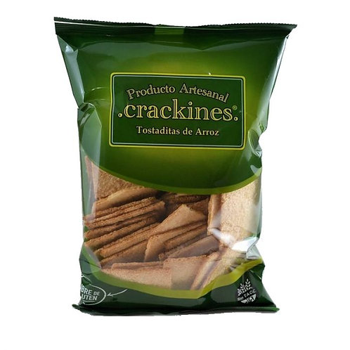 Crackines - Tostaditas de Arroz