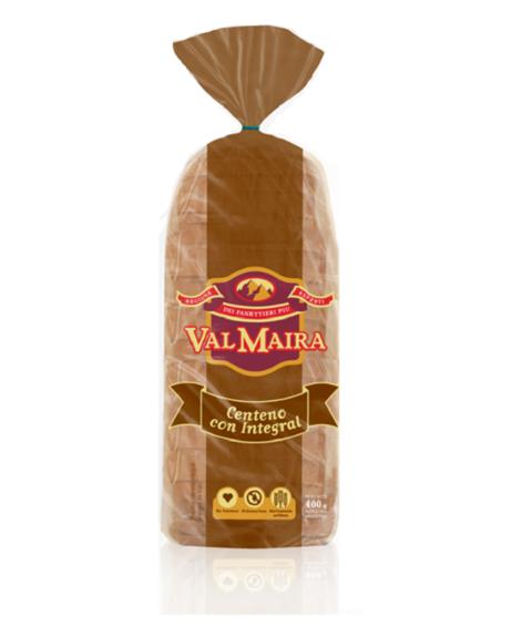 Valmaira - Pan de Centeno Integral