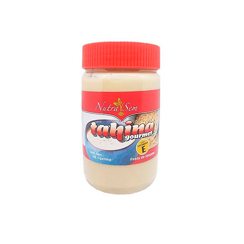 Nutrasem - Tahina Gourmet - Pasta de Sésamo