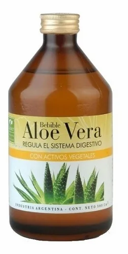 Natier - Aloe Vera - Sistema Digestivo Saludable - 500ml