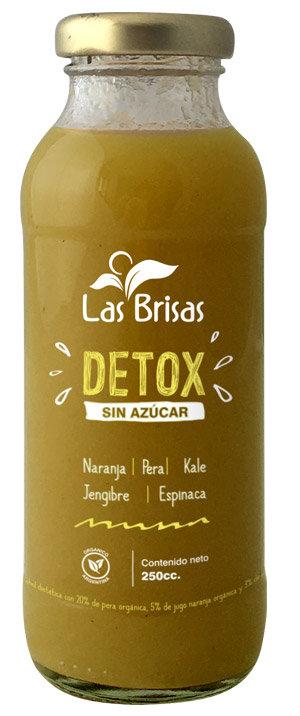 Las Brisas - Jugo Détox Orgánico - Espinaca