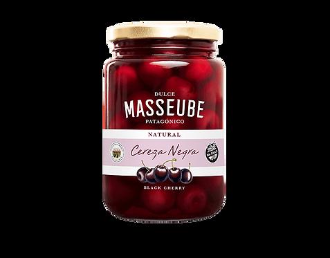 Masseube - Conserva de Cereza Negra - Natural