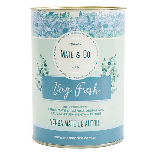 Mate&Co - Yerba Mate - Very Fresh