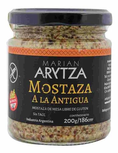 Arytza - Mostaza a la Antigua