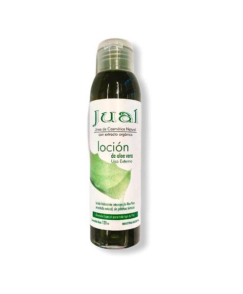 Jual - Loción Capilar Hidratante con Aloe Vera