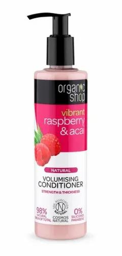 Organic Shop - Acondicionador de Frambuesa - Volumen