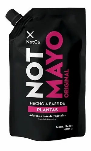 NotCo - Mayo Original - Doy Pack 400G