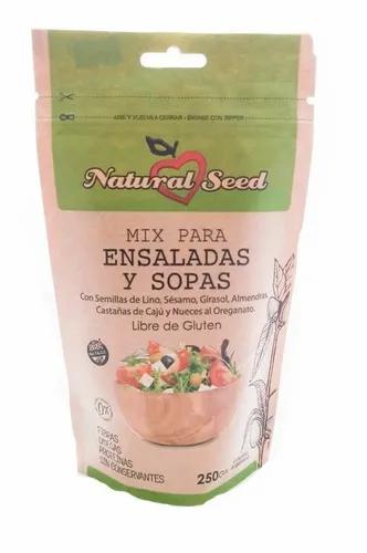 Natural Seed - Mix para Enasaladas y Sopas