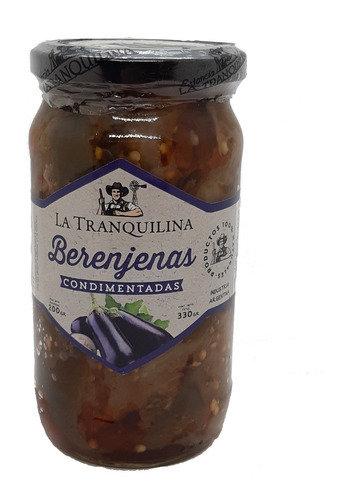 La Tranquilina - Berenjenas Condimentadas