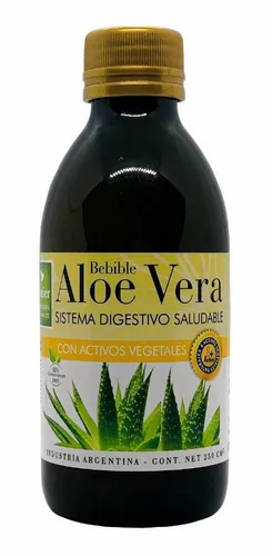 Natier - Aloe Vera - Sistema Digestivo Saludable - 250ml