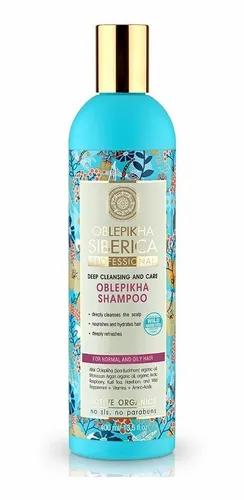 Natura Siberica - Shampoo para Cabello Normal o Graso