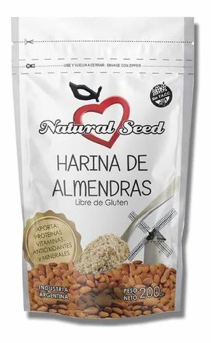 Natural Seed - Harina de Almendras