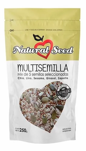 Natural Seed - Multisemillas