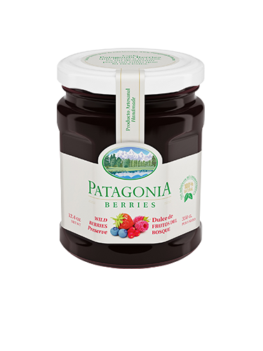 Patagonia Berries - Dulce Frutos del Bosque