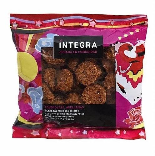 Integra - Galletas de Chocolate y Avellana
