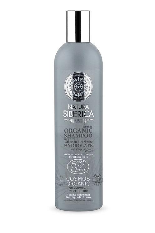 Natura Siberica - Shampoo Nutritivo