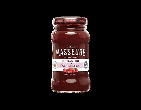 Masseube - Dulce de Frambuesa Orgánico - 212g