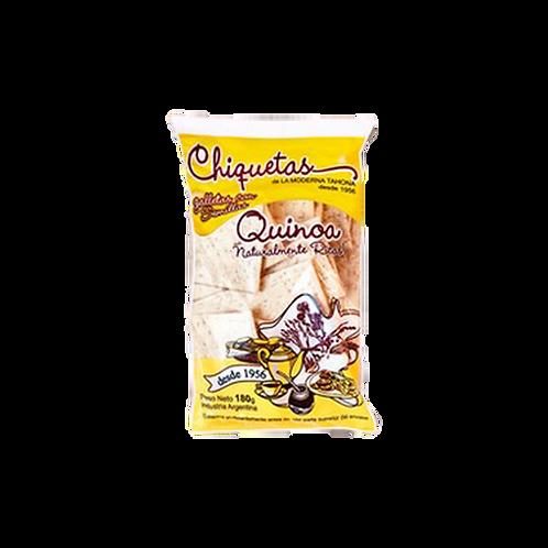 Chiquetas - Galletas Artesanales con semillas de Quinoa