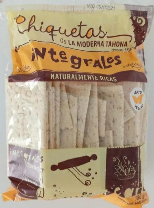 Chiquetas - Galletas Artesanales - Integrales